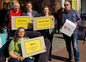 DGB-Kreisvorsitzende aus Nordhessen