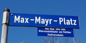Max Mayr Platz Kassel