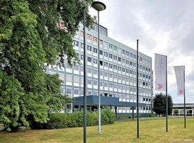 Gewerkschaftsbüro HEF