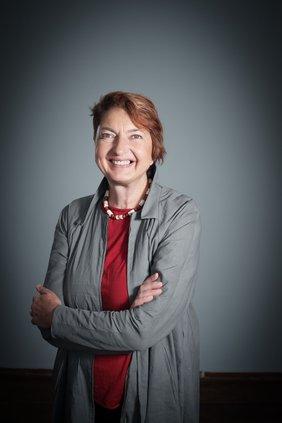 Annelie Buntenbach, Mitglied des geschäftsführenden DGB-Bundesvorstandes