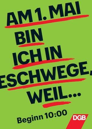 1. Mai in Eschwege