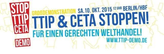 TTIP & CETA