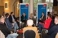 Europaweit fair arbeiten! DGB-Veranstaltung zur Europawahl in Wabern
