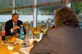 Diskussion vor der Landtagswahl in Waldeck-Frankenberg: GewerkschafterInnen und KandidatInnen sprechen über Gesundheitsversorgung und Pflege